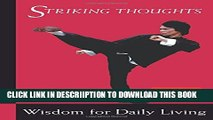 [PDF] Bruce Lee Striking Thoughts  Bruce Lee s Wisdom for Daily Living (Bruce Lee Library) Full