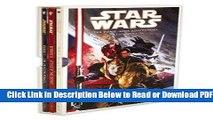 [Get] Star Wars: Episodes I - III Slipcased Graphic Novel Set (Star Wars (Dark Horse)) Free New