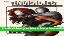 [PDF] The Invisibles: Kissing Mr Quimper (The Invisibles) Popular Online