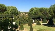 Promenade musicale dans les jardins