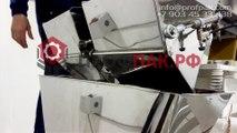 Оборудование для фасовки чая с лечебными травами в пакет подушку по 40 гр Автомт сер. 055 (сип. 2.1)