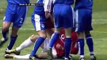 La performance incroyable de Cristiano Ronaldo à 19 ans contre Millwall en finale de la FA Cup 2004