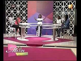 Revivez le Show de Daara J Family dans l'émission « Ce Matin Chez A Nous » …Regardez