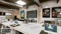Azemard Production - Visite Virtuelle Temps Réel