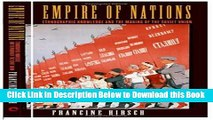 [Best] Empire of Nations: Ethnographic Knowledge and the Making of the Soviet Union (Culture and