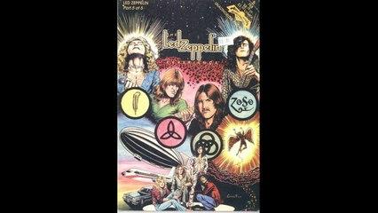 Led Zeppelin - Houses of the Holy 1973 Vinyl Full Album