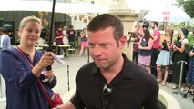 X Factor: Dermot's back and he's giving out his famous hugs