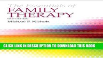 [PDF] The Essentials of Family Therapy (6th Edition) Full Online
