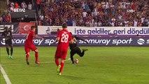 Osmanlıspor 2-0 Midtjylland 25 Ağustos 2016