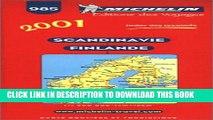 [PDF] Michelin 2001 Scandinavia, Danmark Norge Sverige, Finland, Suomi/Finland Popular Online