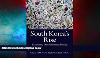 READ FREE FULL  South Korea s Rise: Economic Development, Power, and Foreign Relations  READ