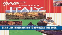 [PDF] AAA Essential Guide: Italy Full Colection