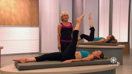 Flat Abs Pilates Workout | Pilates | Gaiam