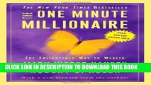 [Download] The One Minute Millionaire: The Enlightened Way to Wealth Paperback Collection