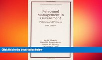 READ book  Personnel Management in Government: Fifth Edition, Politics and Process (Public