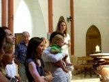 102_3711Baptème de Nicolas en l'église de St Giniez