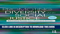 Collection Book Promoting Diversity and Social Justice: Educating People from Privileged Groups,