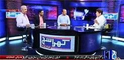 Mubashar Luqman plays old clip of Waseem Akhtar and harshly criticizing him