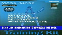 Collection Book MCSE Self-Paced Training Kit (Exams 70-290, 70-291, 70-293, 70-294):