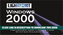 Collection Book Microsoft Windows 2000 Network and Operating System Essentials