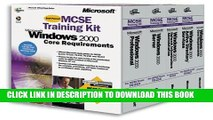 Collection Book MCSE Training Kit: Microsoft Windows 2000 Core Requirements (IT-Training Kits)