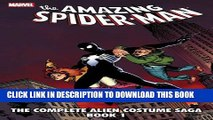 [PDF] Spider-Man: The Complete Alien Costume Saga Book 1 Full Colection