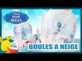 Reine des neiges - les boules à neige - Jouets pour enfants - Titounis