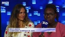 """JO - Emilie Andéol : """"Pouvoir finir ma carrière au Japon pour les Jeux ce serait énorme"""""""