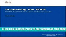 New Book Accessing the WAN, CCNA Exploration Labs and Study Guide by Rullan, John (2008) Paperback