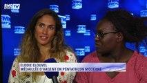 """JO - Elodie Clouvel : """"Avec les Jeux Olympiques j'ai l'impression d'avoir pris 10 ans de vie"""""""