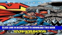[PDF] Superman: The Death and Return of Superman Omnibus Full Colection