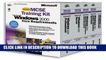 New Book MCSE Training Kit: Microsoft Windows 2000 Core Requirements (IT-Training Kits) (2000-01-01)