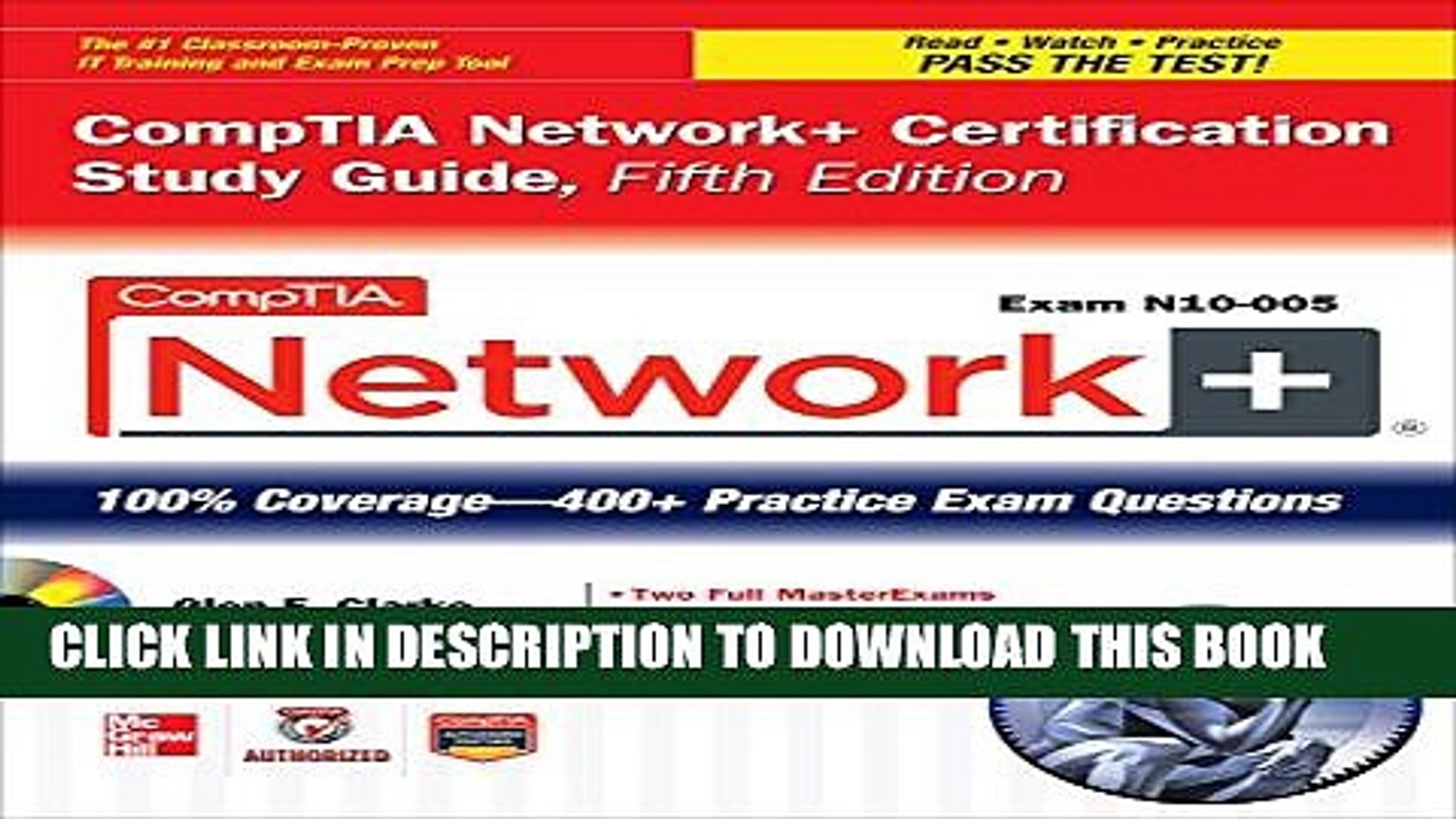 CompTIA Network Exam N10-005 5th Edition Certification All-in-One Exam Guide