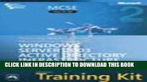New Book MCSE SelfPaced Training Kit: Exam 70294-Planning, Implementing, and Maintaining a