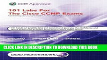 Download 101 Labs for the Cisco CCNP Exams Free Books