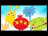 La comptinette des petits monstres - Comptines à gestes - Titounis