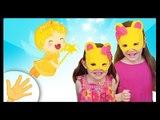 La comptinette des petites fées - Chanson à gestes pour bébés - Titounis