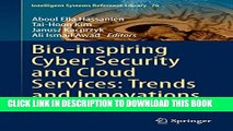 New Book Bio-inspiring Cyber Security and Cloud Services: Trends and Innovations