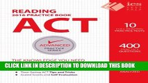 Collection Book ACT Reading Practice Book (Advanced Practice Series) (Volume 5)