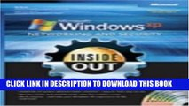 Collection Book Microsoft Windows XP Networking and Security Inside Out: Also Covers Windows 2000