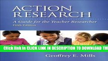New Book Action Research Plus Video-Enhanced Pearson eText -- Access Card Package (5th Edition)
