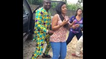 See How Bidemi Kosoko Is Dancing With Fellow Nollywood Actors