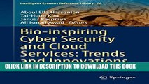 Collection Book Bio-inspiring Cyber Security and Cloud Services: Trends and Innovations