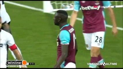 West Ham 0-1 Astra - All Goals & Full Highlights - 25-08-2016