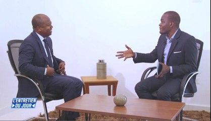 Entretien du jour sp�cial Gabon avec Alain Claude Billie By Nze