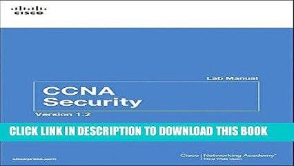 Ccna Security Course Booklet Version 1.2 Pdf