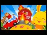 Au feu les pompiers - La chanson pour les petits enfants