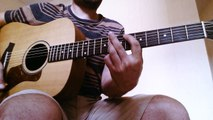 Shine on You Crazy Diamond acoustic cover Pink Floyd
