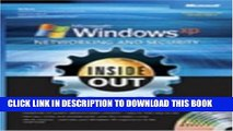 New Book Microsoft Windows XP Networking and Security Inside Out: Also Covers Windows 2000