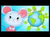 Dessin animé sur l'écologie et l'environnement pour les petits - Titounis